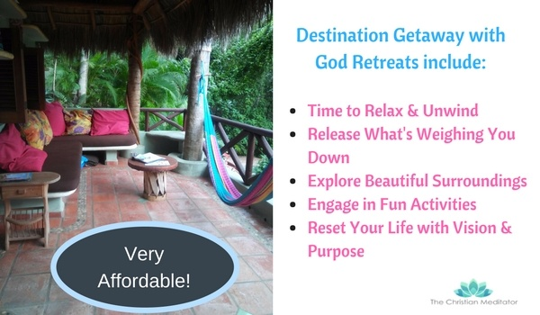 god getaway destination christian retreats
