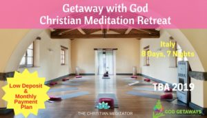 Christian Meditation Retreat Italy