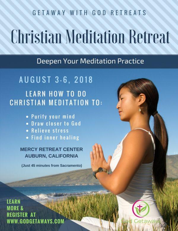 christian meditation retreat northern california