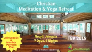christian meditation and yoga retreat jamaica