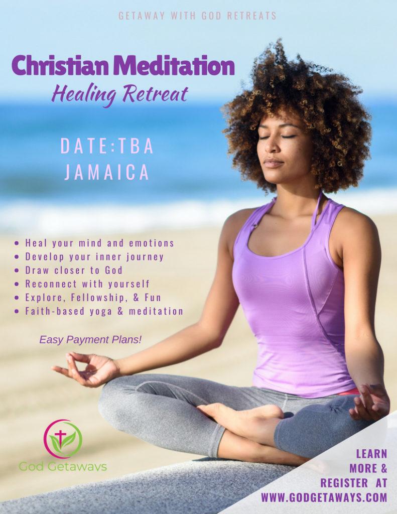 christian meditation healing retreat