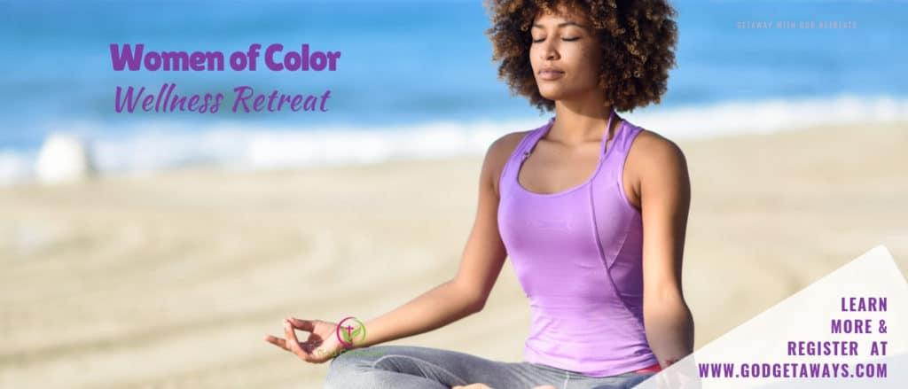 Women Of Color Wellness Retreat Northern California God
