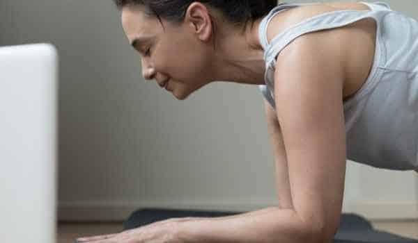 Christian yoga virtual retreat
