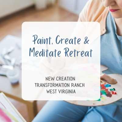 Paint, Create, and Meditate Christian Retreat