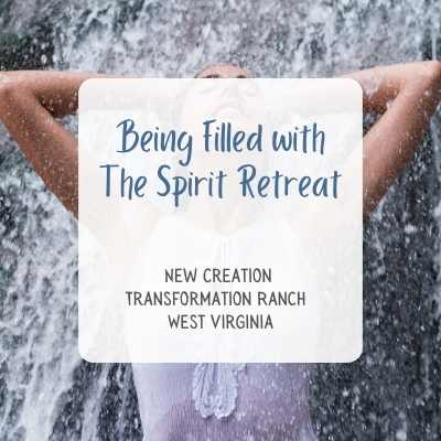 Being Filled with the Spirit Christian Meditation Retreat
