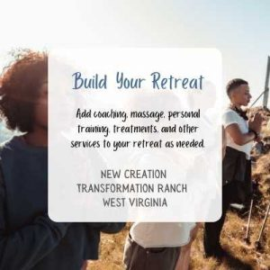 BUILD YOUR PERSONAL RETREAT