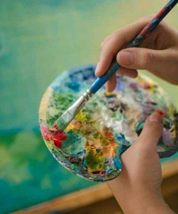 Paint and Meditate Christian Retreat
