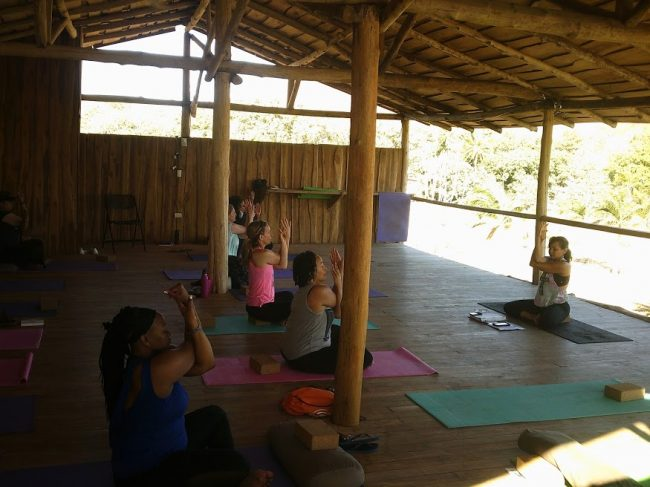 christian yoga retreat